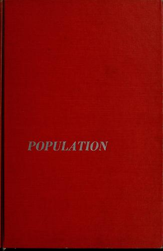 Population by William Petersen