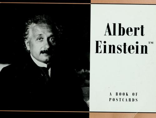 Albert Einstein by Thomas Morley