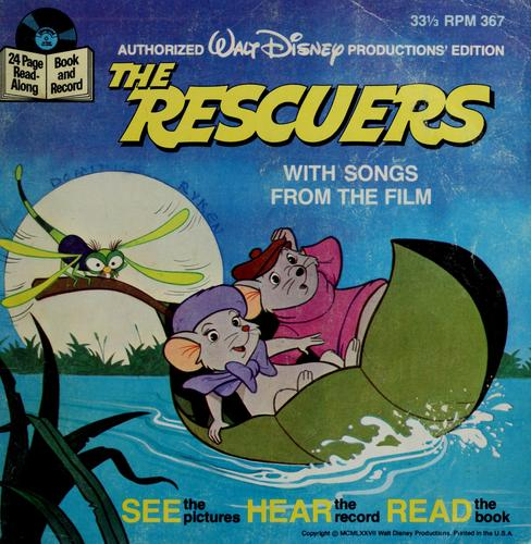 The Rescuers by Walt Disney Productions