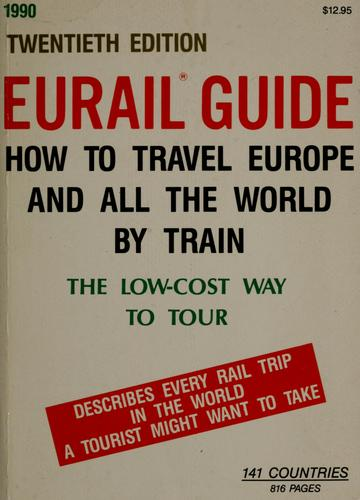 Eurail guide by K. S. Turpin