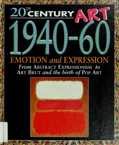 20th century art, 1940-60 by Jackie Gaff