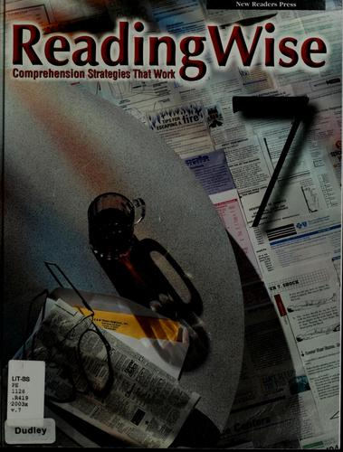 Reading wise by Diane J. Sawyer