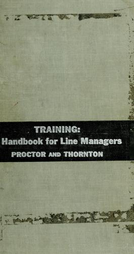 Training by John H. Proctor