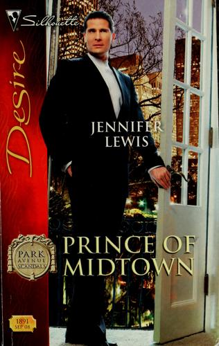 Prince of Midtown by Jennifer Lewis