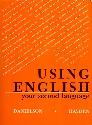 Using English: your second language by Dorothy Danielson