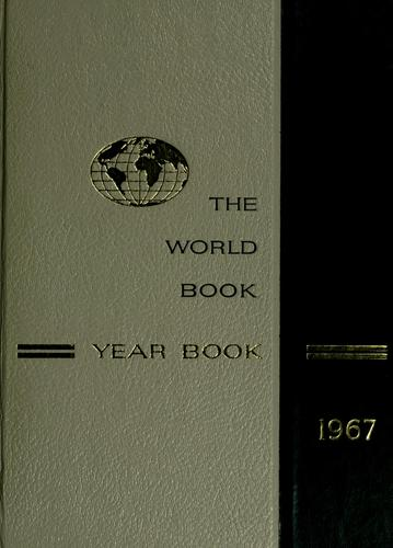 The 1967 World book year book by