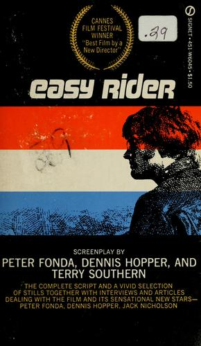 Easy rider by Peter Fonda