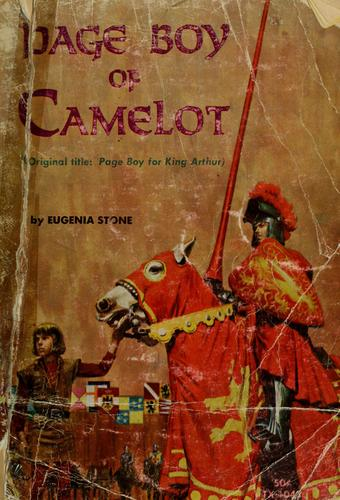 Page boy of Camelot by Eugenia Stone