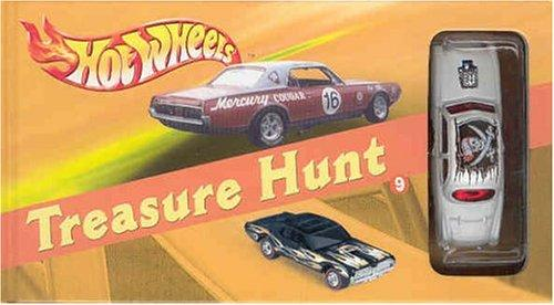 Hot Wheels Treasure Hunt by Michael Teitelbaum