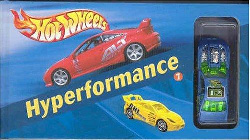 Hot Wheels Hyperformance by Michael Teitelbaum