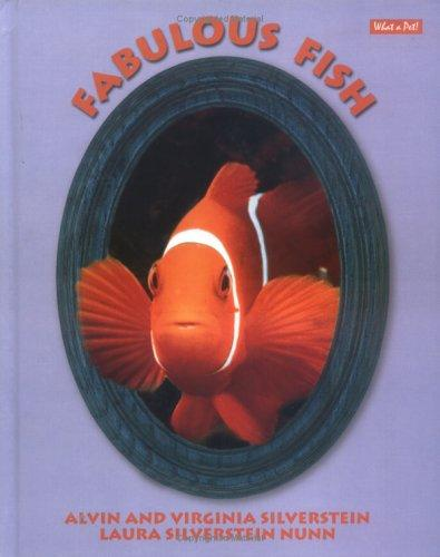 Fabulous fish by Alvin Silverstein