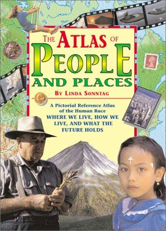 The atlas of people & places by Steele, Philip