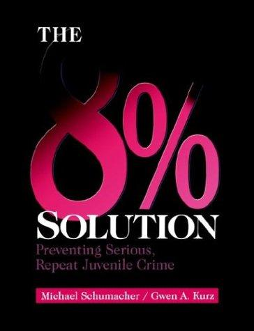 The 8% Solution by Michael Schumacher