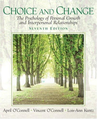 Choice & change