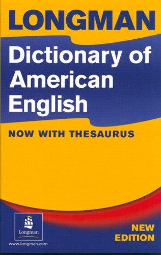 Longman Dictionary of American English (paperback) without CD-ROM (3rd Edition)
