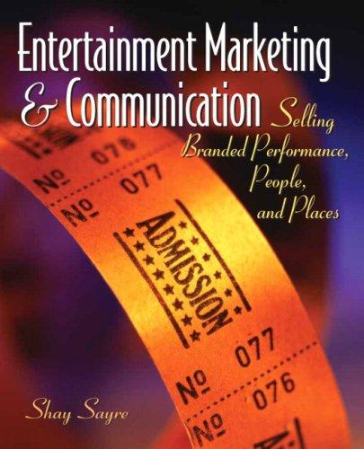 Entertainment Marketing & Communication