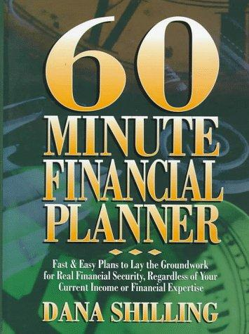 60 Minute Financial Planner (60-Minute Series)