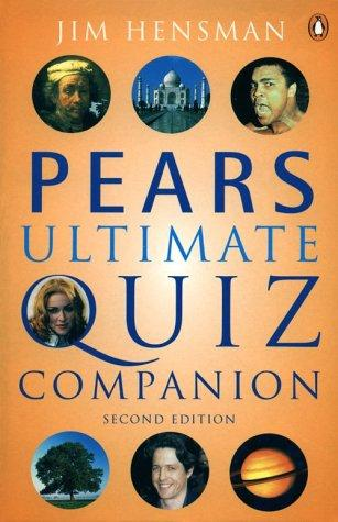 Pears ultimate quiz companion by Jim Hensman