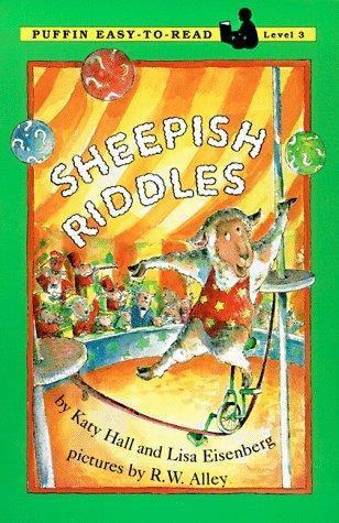 Sheepish Riddles by Katy Hall