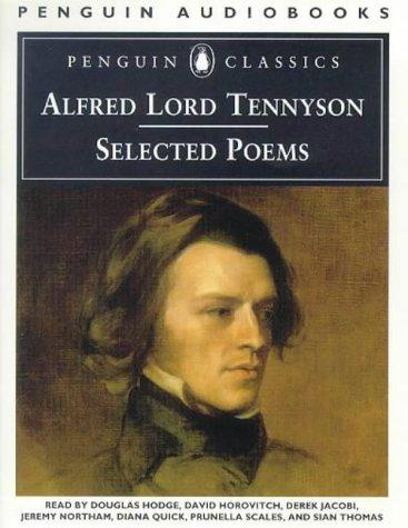 Selected Poems (Penguin Audio Poetry) by Alfred, Lord Tennyson