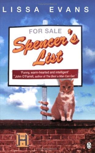 Spencer's List by Lissa Evans