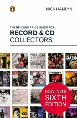 The Penguin Price Guide for Record and CD Collectors by Nick Hamlyn