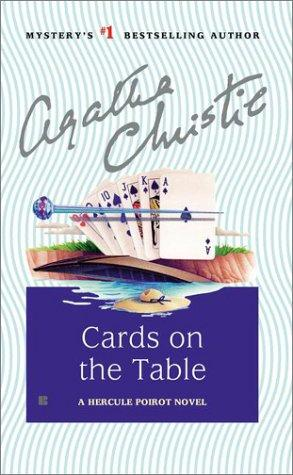 Cards on the Table (Hercule Poirot Mysteries) by Agatha Christie