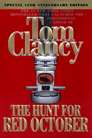 The Hunt for Red October (Special 15th Anniversary Edition) by Tom Clancy
