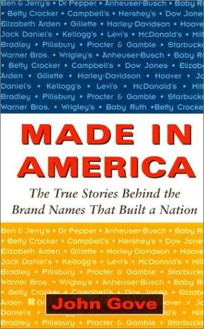 Made in America by John Gove