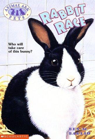 Rabbit Race (Animal Ark Pets #3) by Ban M. Baglio
