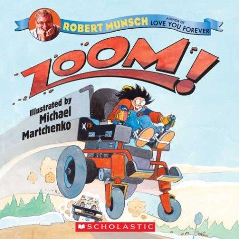 Zoom! by Robert N. Munsch
