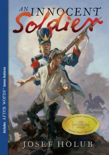 An innocent soldier by Holub, Josef