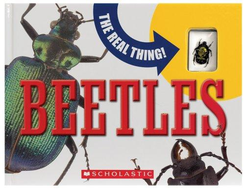 Beetles (The Real Thing) by Paige Krul Araujo, Mary Packard