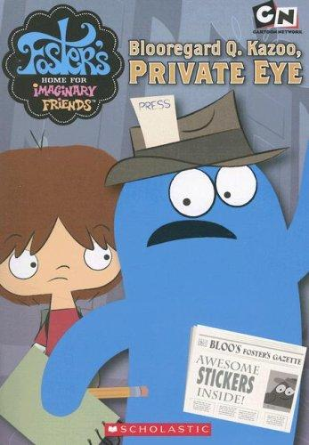 Foster's Home For Imaginary Friends Junior Chapter Book #3 by Amy Keating Rogers