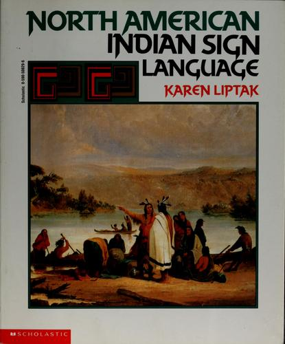 North American Indian sign language