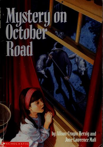 Mystery on October Road by Alison Cragin Herzig