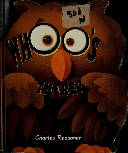 Whoo's there? by Charles Reasoner