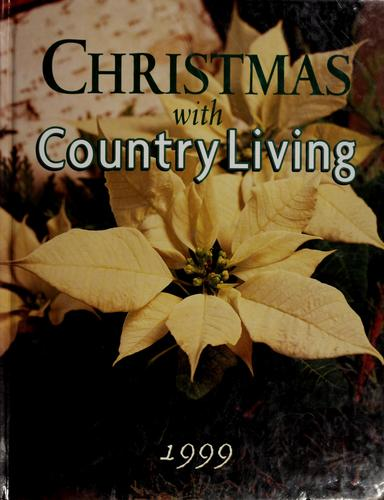 Christmas With Country Living 1999 by