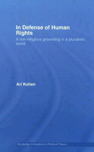 In Defense of Human Rights by Ari Kohen