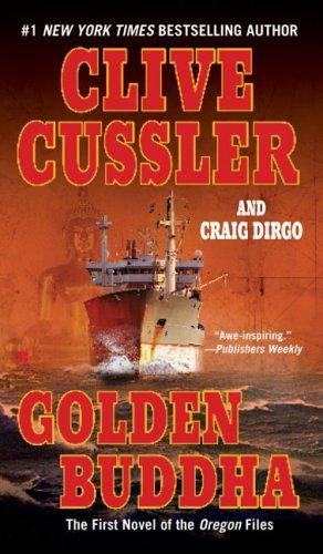 The golden Buddha by Clive Cussler