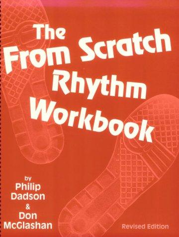 The From Scratch rhythm workbook by Philip Dadson