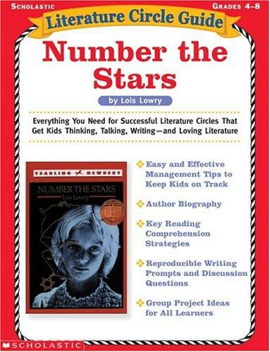 Literature Circle Guide: Number the Stars  by Tara McCarthy