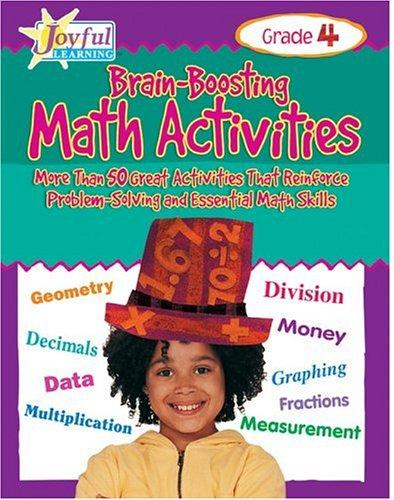 Joyful Learning: Brain-Boosting Math Activities by Jennifer Nichols