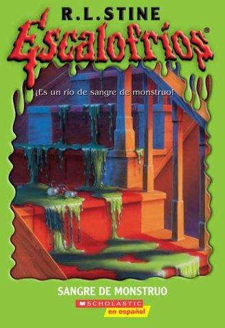 Escalofrios by R. L. Stine