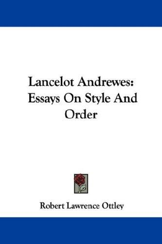 Lancelot Andrewes