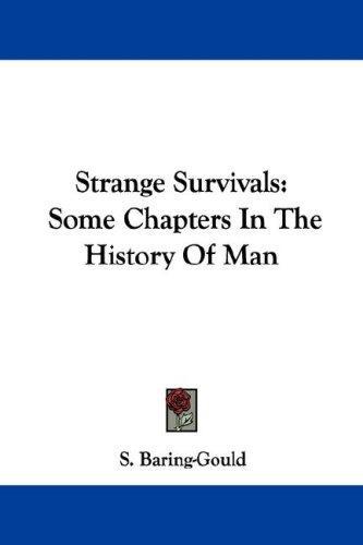 Strange Survivals