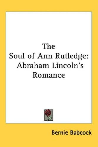 The Soul of Ann Rutledge