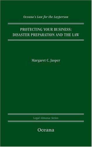 Protecting Your Business by Margaret Jasper