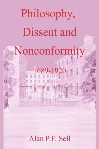 Philosophy, Dissent and Nonconformity