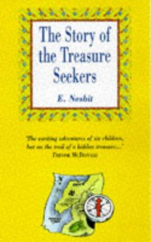 The Story of the Treasure Seekers (Andre Deutsch Classics) by E. Nesbitt